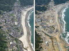 Fukushima, antes y después de la catástrofe