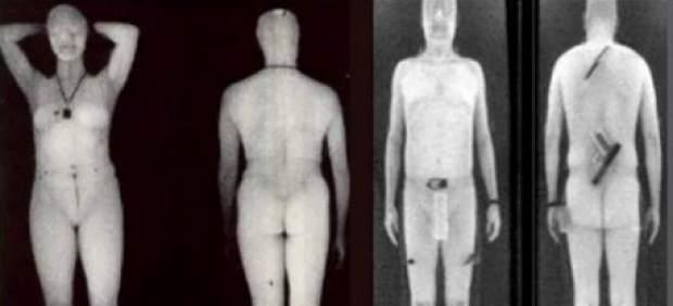 Escáner que 'desnuda'