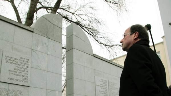 François Hollande visita Polonia