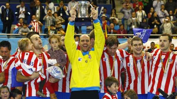 Atlético gana la Copa de balonmano