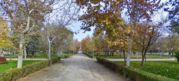 Parque de la Emperatriz María de Austria en Madrid