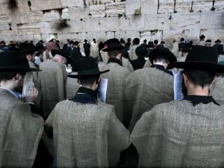 Judíos en Jerusalén