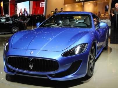 Maserati Gran Turismo Sport  2012