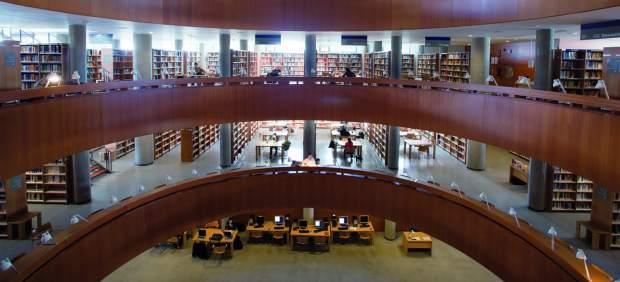 Biblioteca de la Uned