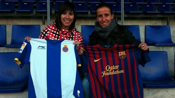 Mari Paz Vilas y Sonia Bermúdez