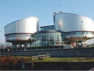 Tribunal Europeo de Derechos Humanos.