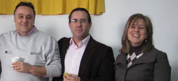 José García, alcalde de Albox (Almería)
