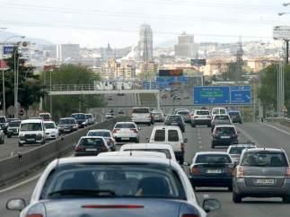 Desplazamientos de tráfico