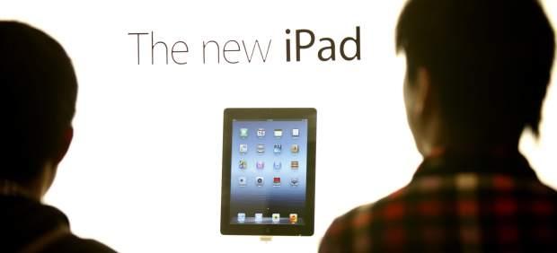 El nuevo iPad llega a las tiendas de EE UU, Alemania, Japón, Francia y Reino Unido