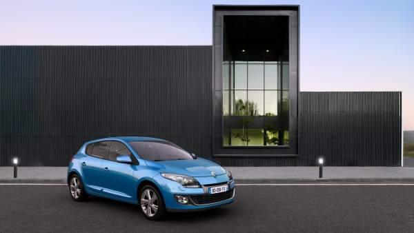 Nuevo Renault Mégane 2012