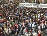 Macrobotellón en Granada