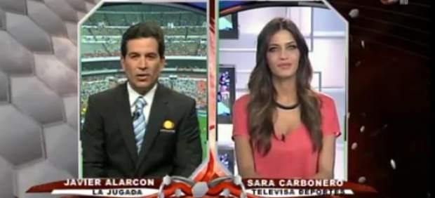 Sara Carbonero en 'La Jugada'