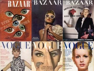 'Harpers's Bazaar' y 'Vogue'