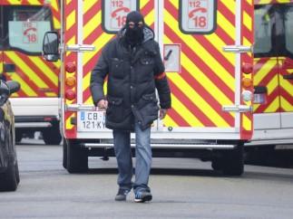 La policía francesa acorrala al presunto asesino de Toulouse