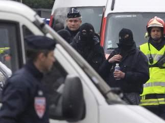 Cerco al asesino de Toulouse