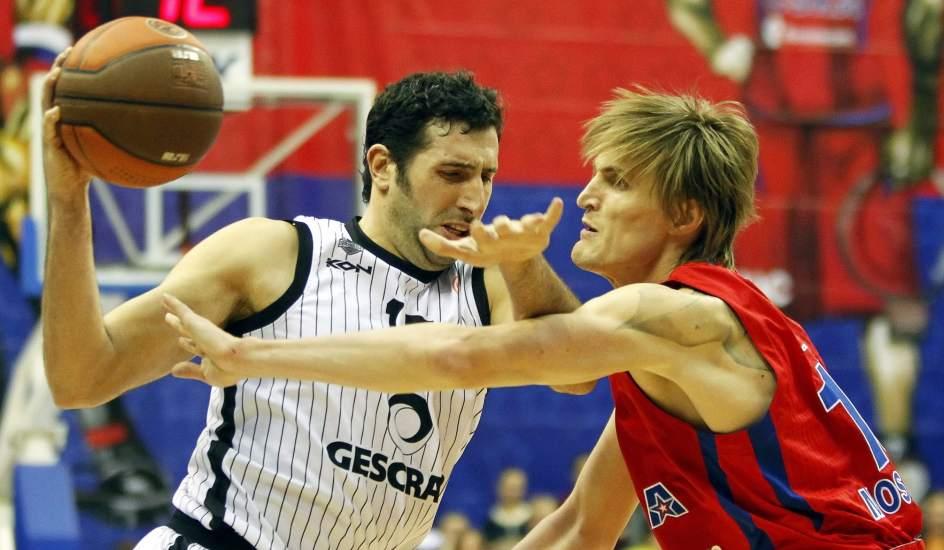 El cska arrasa al gescrap bizkaia en el primer duelo de for Euroliga cuartos de final