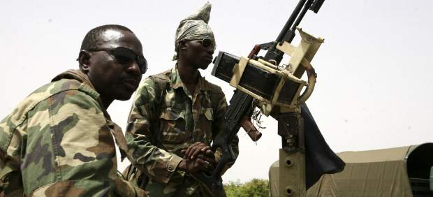 El jefe de la junta militar golpista asegura que el for Juzgado togado militar