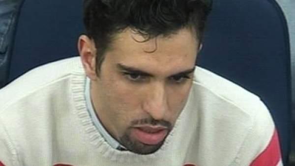 Jamal Zougam, en el juicio del 11-M