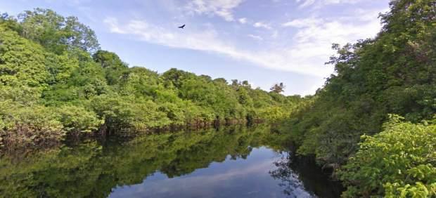 El Amazonas, visto a través de Google Street View