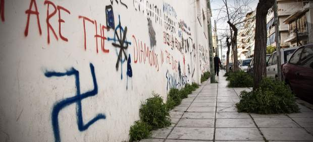 Pintada neonazi
