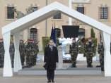 Sarkozy en el homenaje por los asesinatos de Toulouse