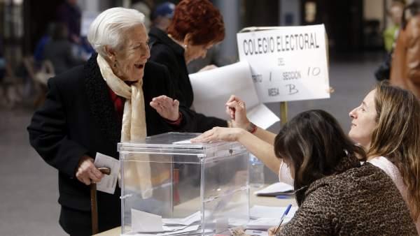 Elecciones con una sonrisa