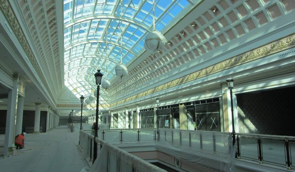 Madrid estrenar dos grandes centros comerciales m s en 2012 pese a la crisis - Gran plaza norte 2 majadahonda ...