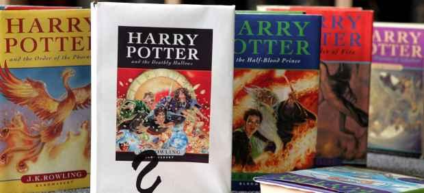 El fenómeno de 'Harry Potter' llega a los e-books