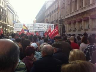 Manifestacion 29M Madrid