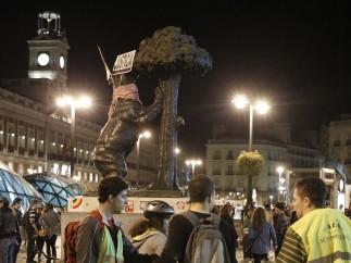 La resaca de la huelga, en Madrid