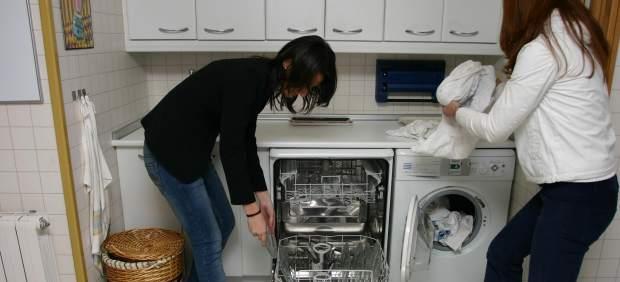 Lavavajillas y lavadora
