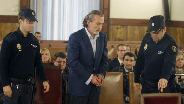 Correa en los juzgados