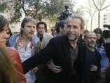 El actor Willy Toledo, en libertad sin fianza