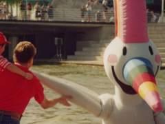 Curro, la mascota de la Expo '92