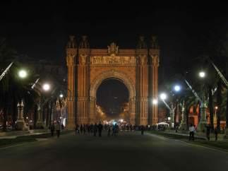 El Arco del Triunfo de Barcelona