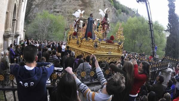 495012916e7 Cofradías de Granada para Semana Santa 2017