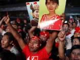 Elecciones en Birmania