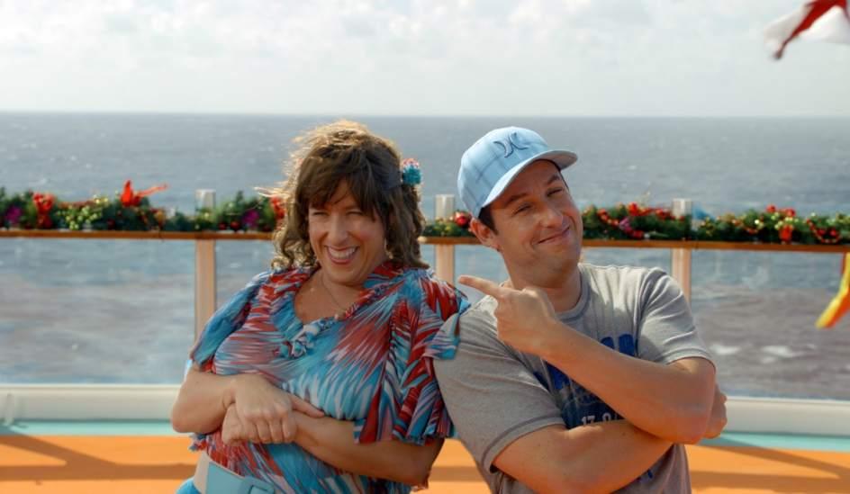 La comedia de Adam Sandler 'Jack y su gemela' arrasa en los ...