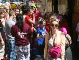 Más de 8.000 británicos llegan al Saloufest