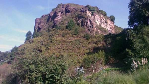 Castillo de Gauzón
