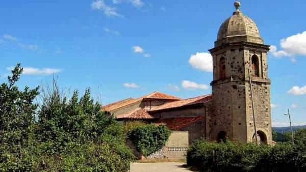Templo de San Martín de Laspra