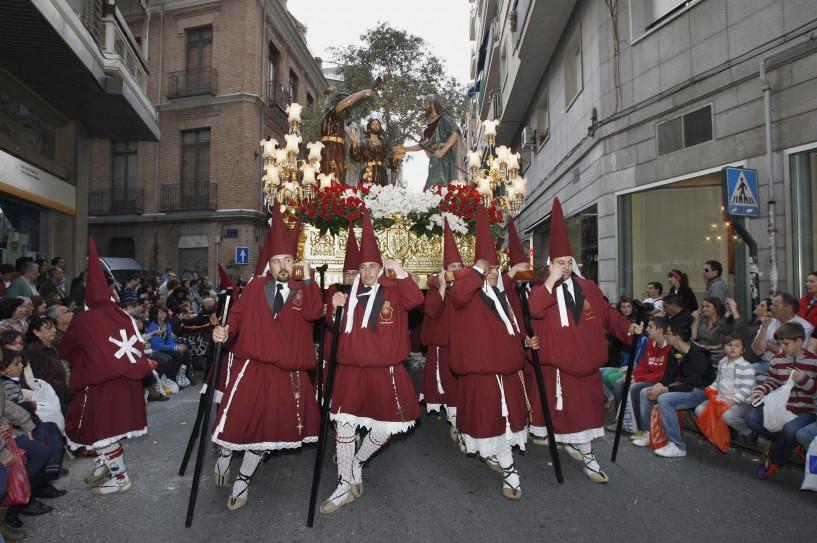 Foto El Cristo Del Perdon En Murcia La Semana Santa En Fotos