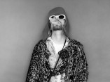 Kurt Cobain fumando