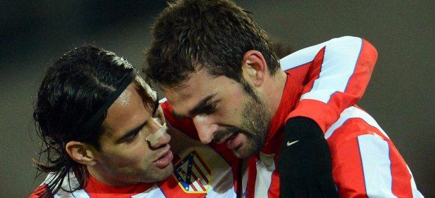 Adrián y Falcao