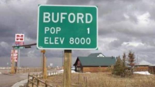 Buford, Wyoming
