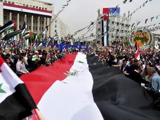 Bandera siria