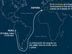 El tesoro de Odyssey, de vuelta a España
