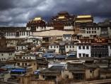 Monasterio tibetano de Ganden Sumtseling