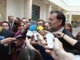 Rajoy evita a los periodistas