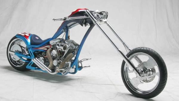 La moto de Ferry Clot 'Born to run'